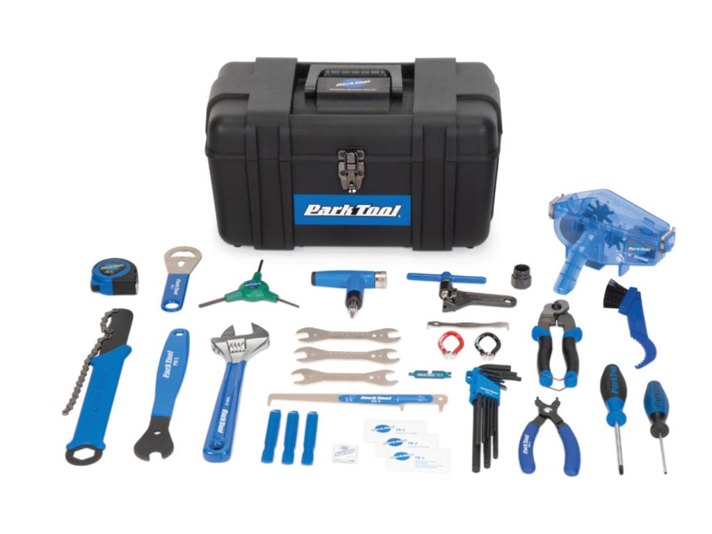 Park Tool AK-4 - Værktøjssæt - Proffesionel kit med 40 dele thumbnail