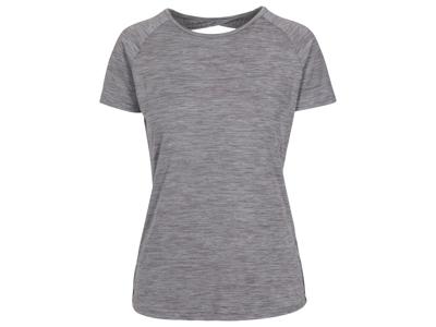 DLX Ally - Dame T-Shirt - Quickdry - Grå