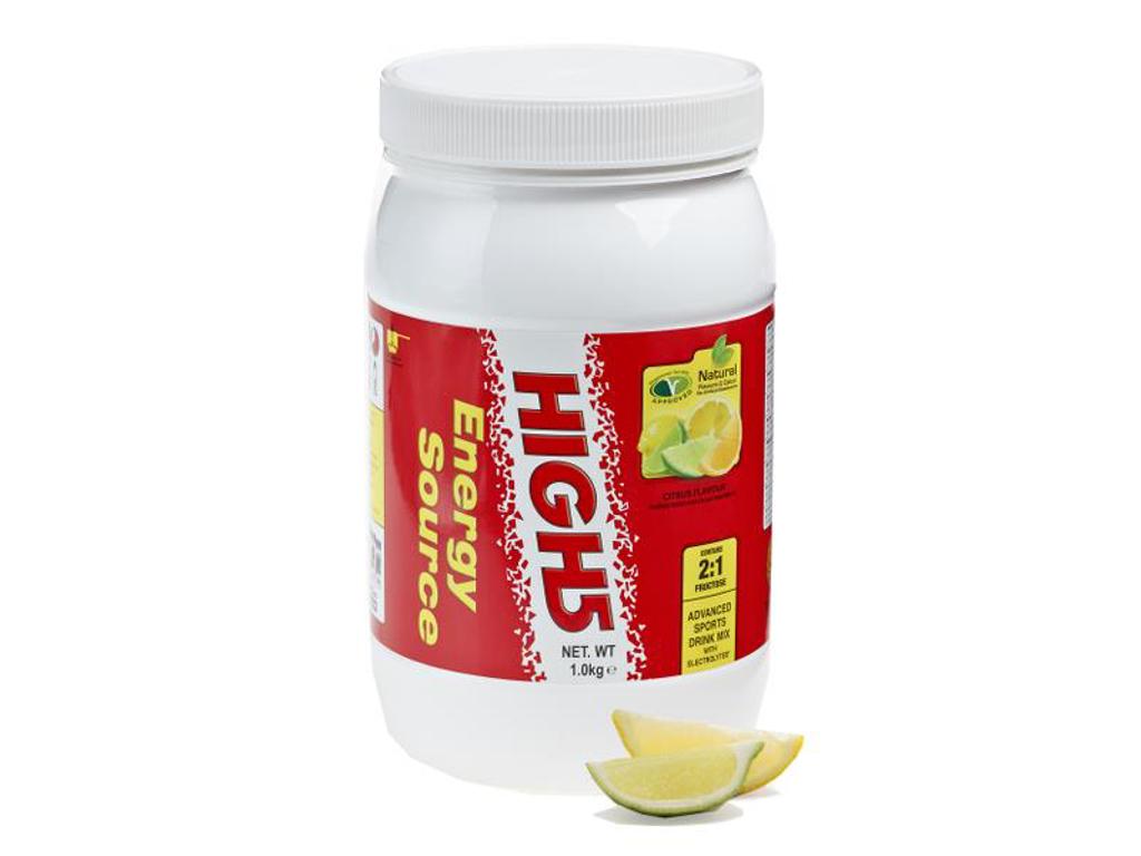 High5 Energy Source - Citrus 1,0 kg thumbnail