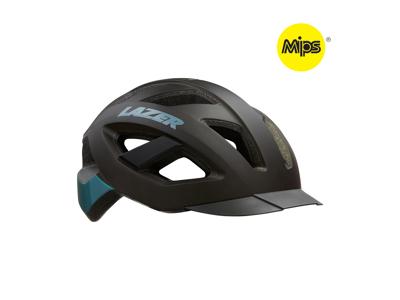 Lazer Cameleon MIPS - Cykelhjelm Sport - Mat sort/grå