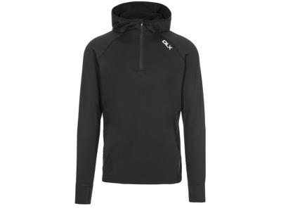 DLX Robins - Fleecetrøje - Sort