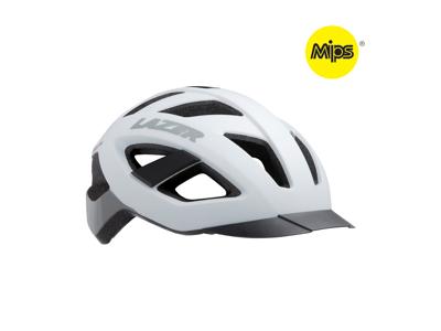 Lazer Cameleon MIPS - Cykelhjelm Sport - Mat hvid