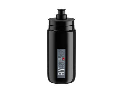 Elite Fly - Drikkedunk 550ml  - 100% Biologisk nedbrydelig - Sort med rød logo
