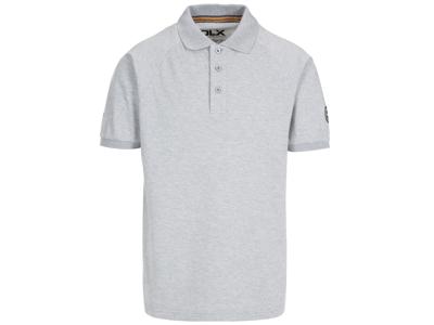 DLX Sanderson - Polo Shirt - Grå