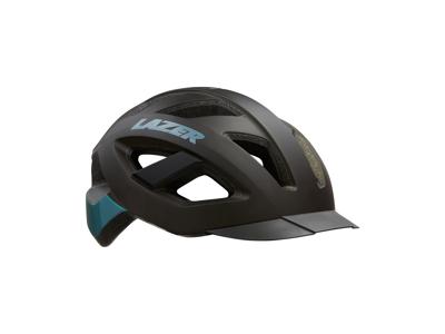 Lazer Cameleon - Cykelhjelm Sport - Mat sort/grå