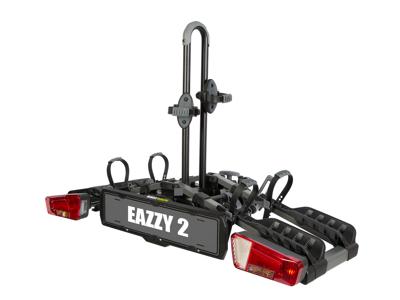 Buzzrack Eazzy-2 - Cykelholder til 2 cykler - 13-pol - Sammenklappelig