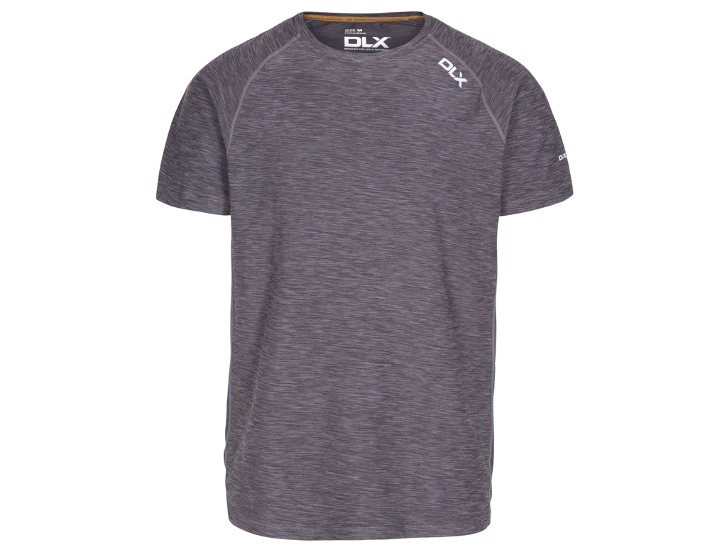 Trespass DLX Cooper - T-Shirt - Quickdry - Grå - Str. XL thumbnail