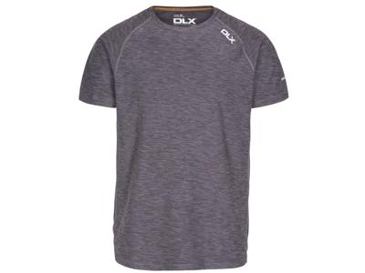 DLX Cooper - T-Shirt - Quickdry - Grå