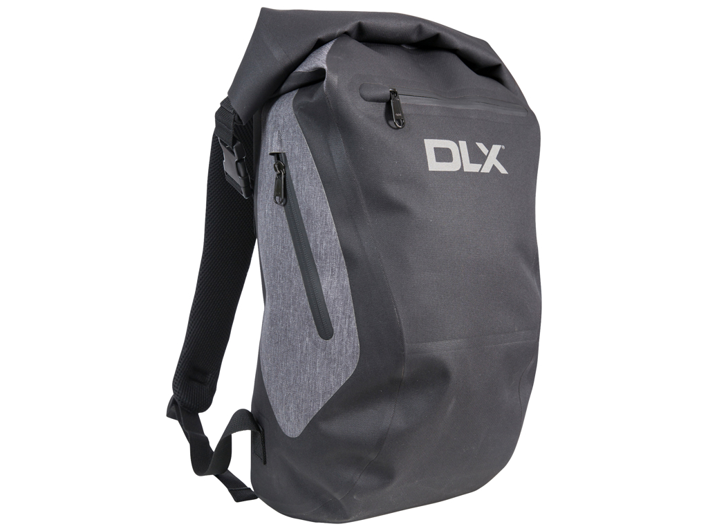 Image of   Trespass DLX Gentoo - Drybag rygsæk 20 liter - Sort