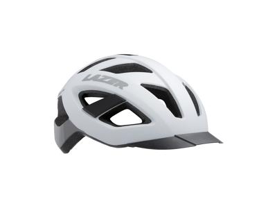 Lazer Cameleon - Cykelhjelm Sport - Mat hvid