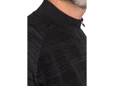 DLX Roppy - Trøje strikket - Sort/Grå