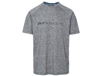 DLX Striking - T-skjorte - Quickdry - Grå