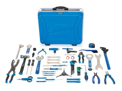 Park Tool EK-3 - Værktøjssæt - Proffesionel kit med 56 dele