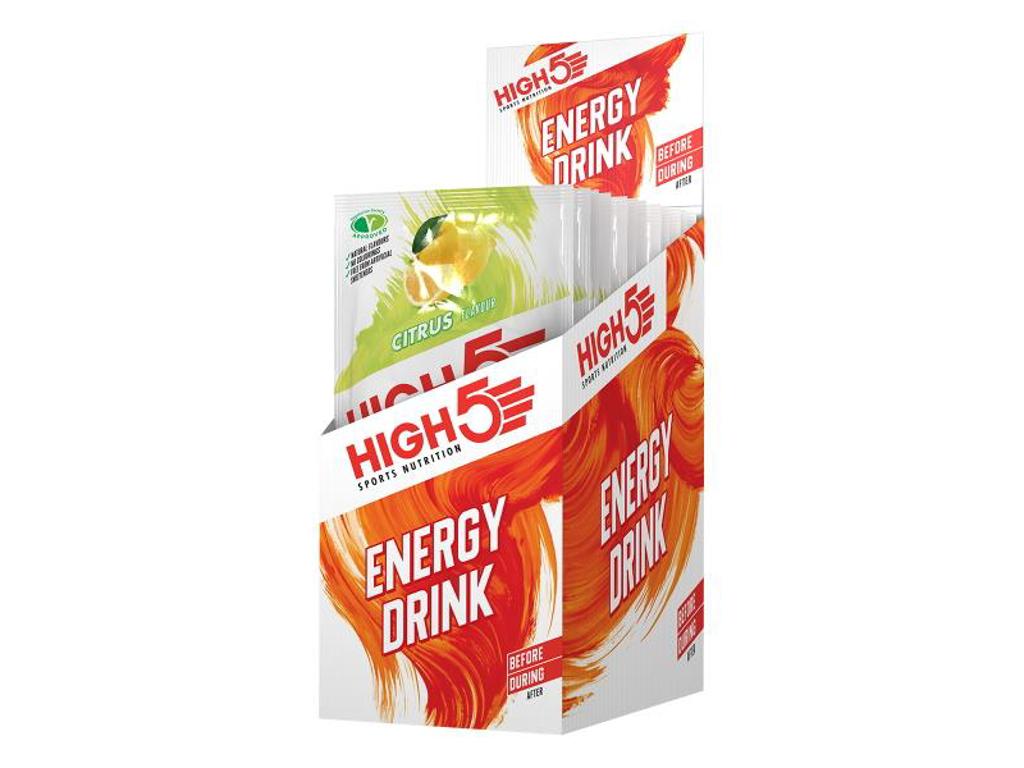 High5 Energy Source - Citrus 600 gram thumbnail