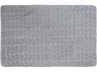 Trespaws Sooty - Håndklæde absorberende til hunde - Grå