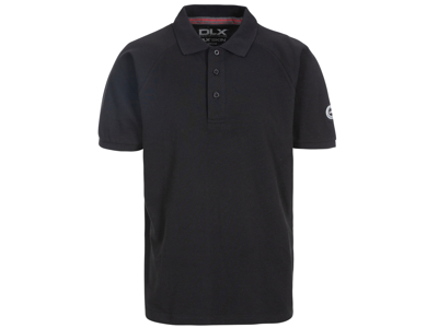 DLX Sanderson - Polo Shirt -Sort