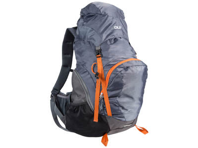 Trespass DLX Twinpeak70 - Vandrerygsæk 70 liter - Grå