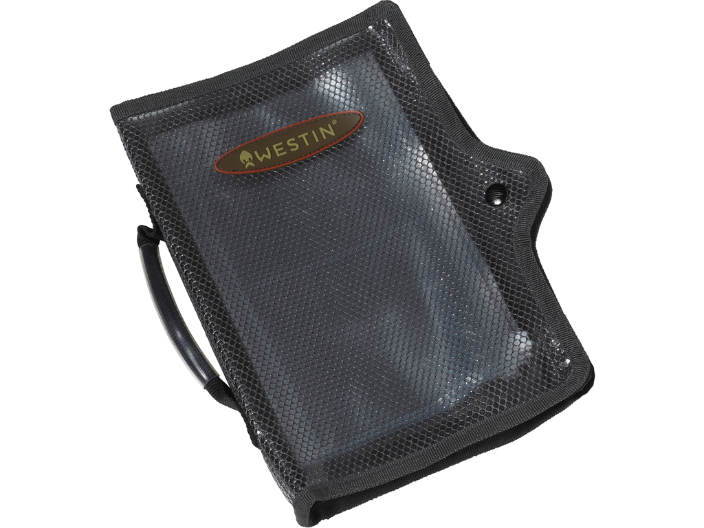 W3 Rig Wallet M Grizzly Brown/Black