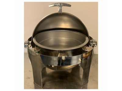 Brugt/Demo Chafing Dish rund Lacor