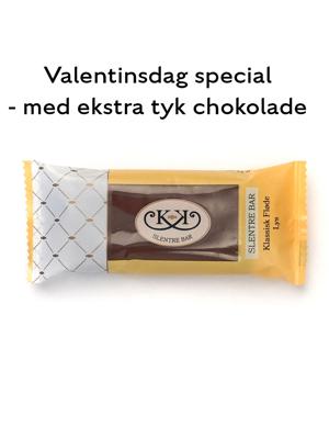 Slentre Bar med ekstra tyk chokolade - Klassisk Fløde Lys