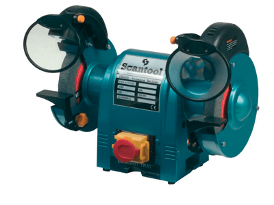 Scantool Dobbeltsliber bænk.Scantool TGB 618