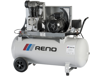 RENO KOMPRESSOR 400/90 10 BAR 3X400V