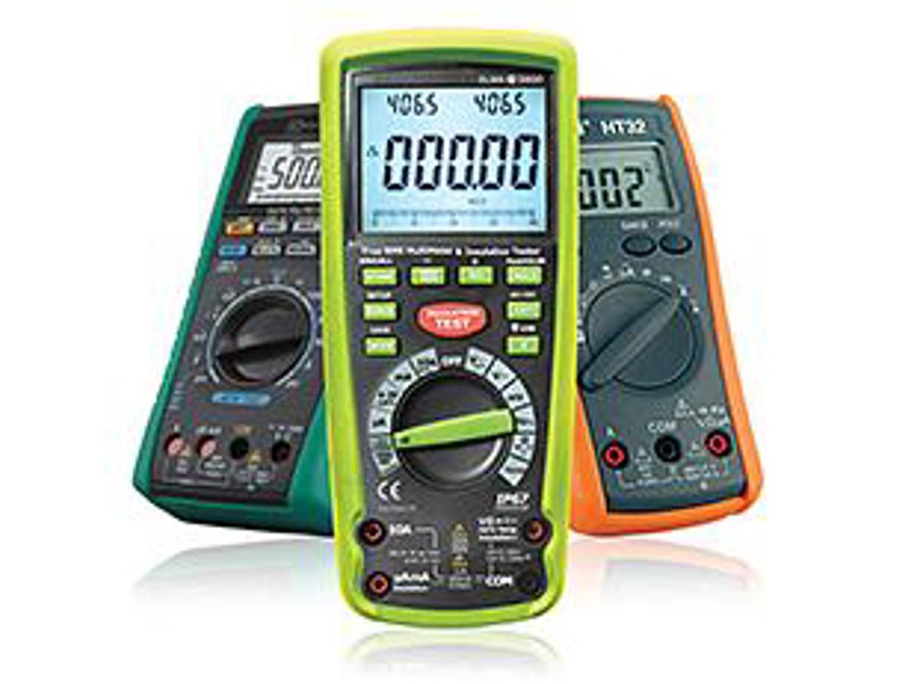 Elektriske måleinstrumenter