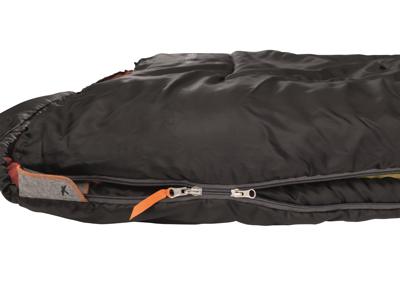 Easy Camp Nebula XL - Sovepose til voksne - Sort
