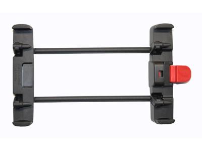Klickfix - Citymax - 36x23x22,5cm - passer til Racktime