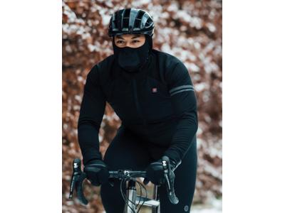 AGU Deep Winter Heated Jacket - Cykeljakke med varmezoner - Sort