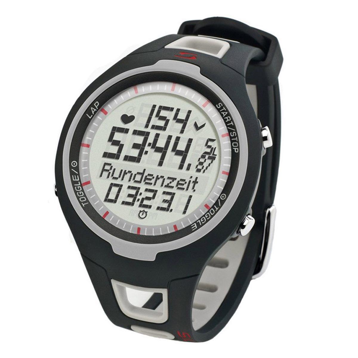 Sigma PC 15.11 - Pulsur - 32 funktioner - Grå | Sports watches