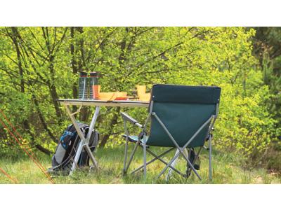 Easy Camp Lugano - Campingstol- Foldbar - Grøn
