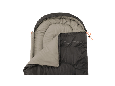 Easy Camp Cosmos - Sovepose til voksne - Sort