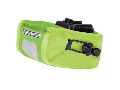 Ortlieb Micro Two - Sadeltaske - Lime - 0,8 liter