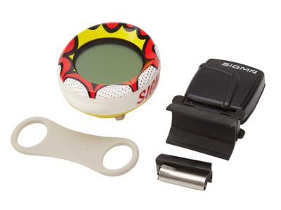 Sigma Sport - My Speedy Pow - Cykelcomputer med 4 funktioner