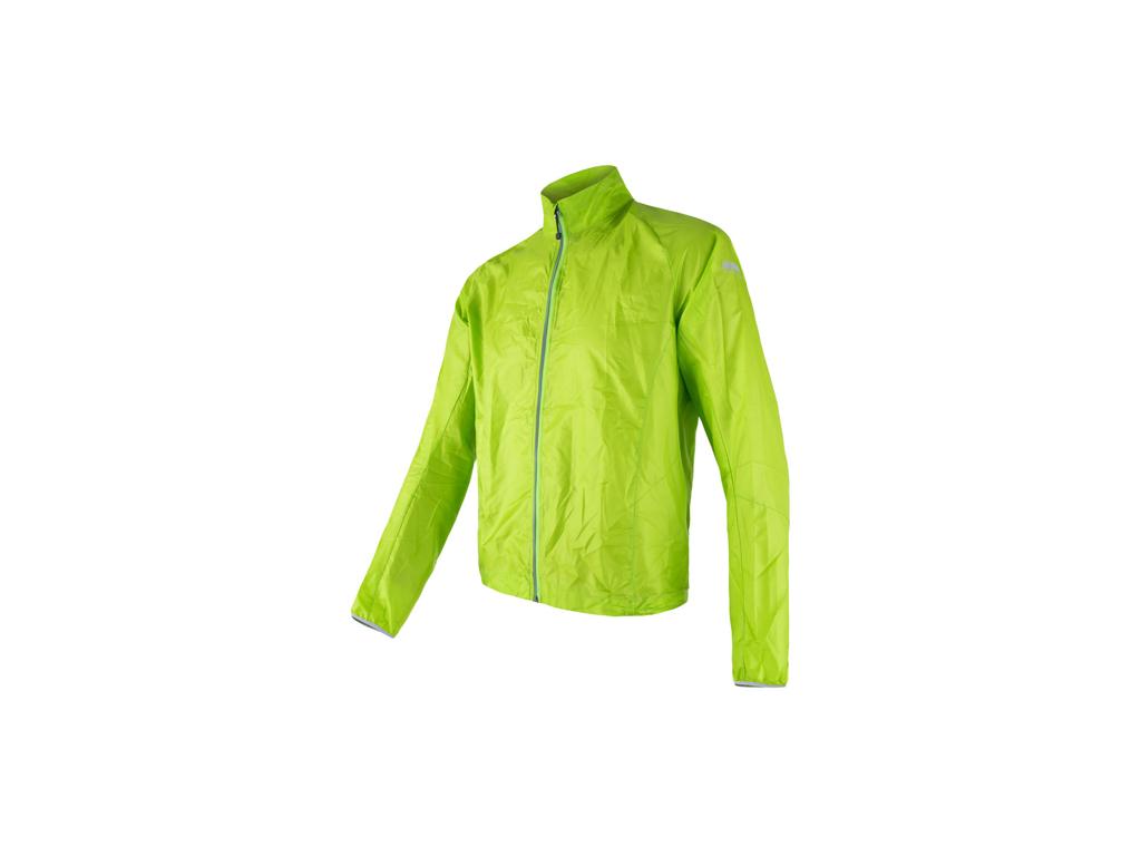 Sensor Parachute - Ultralet jakke - Vindtæt - Grøn - Str. XL