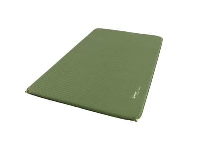 Outwell Dreamcatcher Dubbel 5,0 cm - Självuppblåsbar madrass - Grön