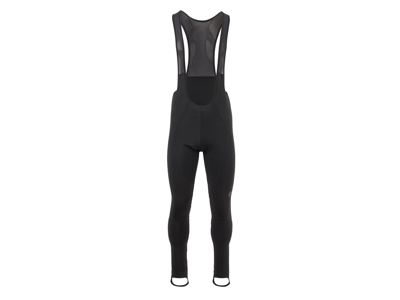 AGU Deep Winter Bibtight - Vinterbuks med pude - Sort