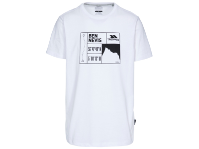 Trespass Nev - T-Shirt - Duoskin - Hvid
