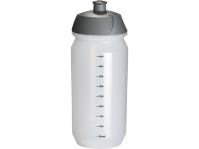 Tacx Shiva - Drikkedunk - 500 ml - Transparent med måleskema
