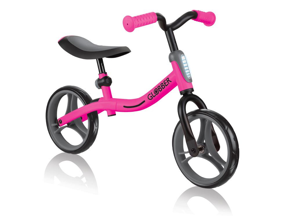 Image of   Globber Go Bike - Løbecykel - Pink