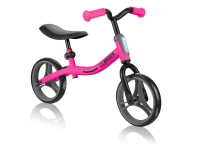 Globber Go Bike - Løbecykel - Pink