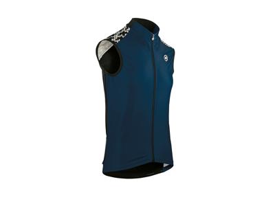 Assos Mille GT Jacket Spring/Fall - Cykeljakke - Blå/sort