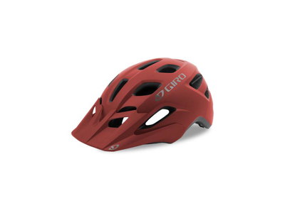 Giro Fixture Mips - Cykelhjelm - Str. 54-61 cm - Mat mørk rød