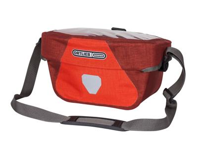 Ortlieb Ultimate Six Plus - Styrtaske - 5 liter - Rød