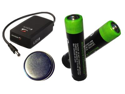 Batterier til cykellygter