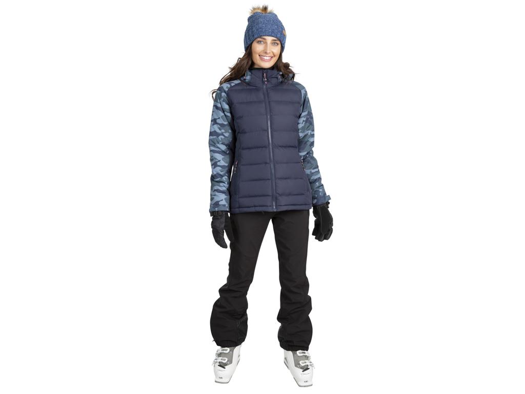 Trespass Urge - Ski jakke dame - Str. XS - Blå thumbnail