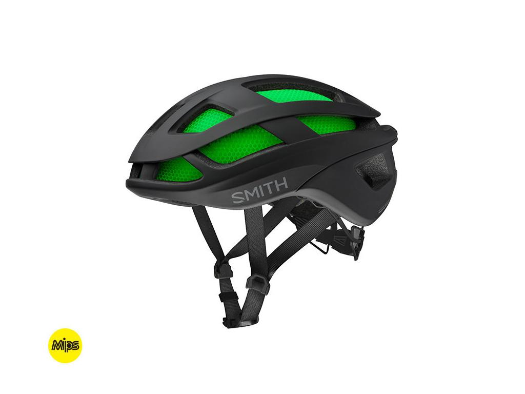 Smith Trace Mips - Cykelhjälm - Matt Svart