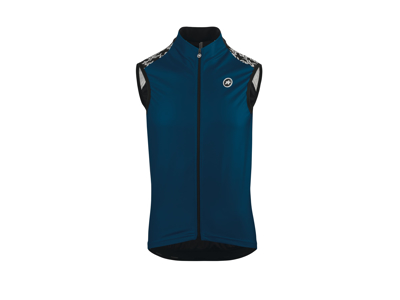 Assos Mille GT Jacket Spring/Fall - Cykeljakke - Blå/sort - XLG
