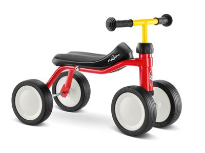 Puky - Pukylino - Løbecykel - fra 1 år / 75 cm - Rød